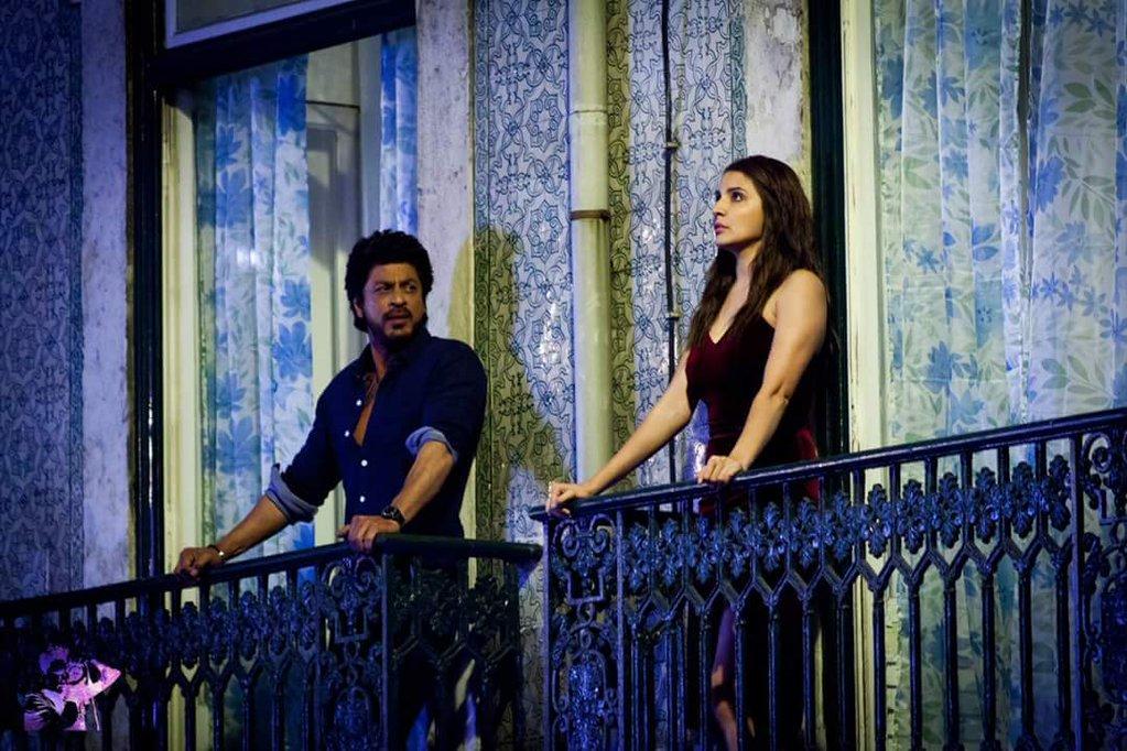 Shah Rukh Khan, Anushka Sharma | The Ring | Upcoimg Movie | Shoot In Lisbon