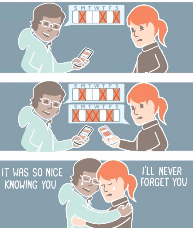 Adult Friendships
