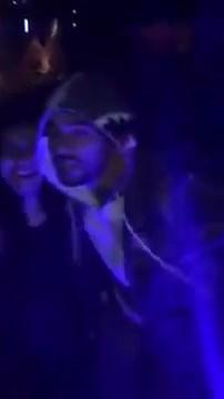 Bohemia Singing And Dancing on Yo Yo Honey Singh Song With Neha Kakkar Private…