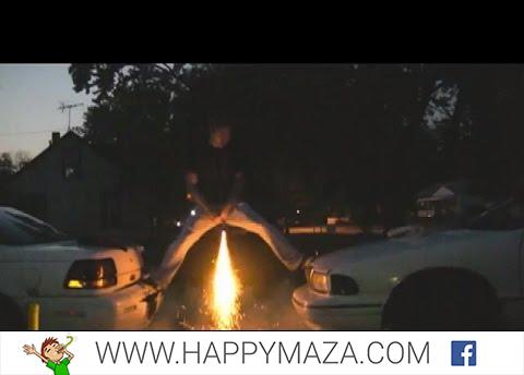 Firework prank must watch