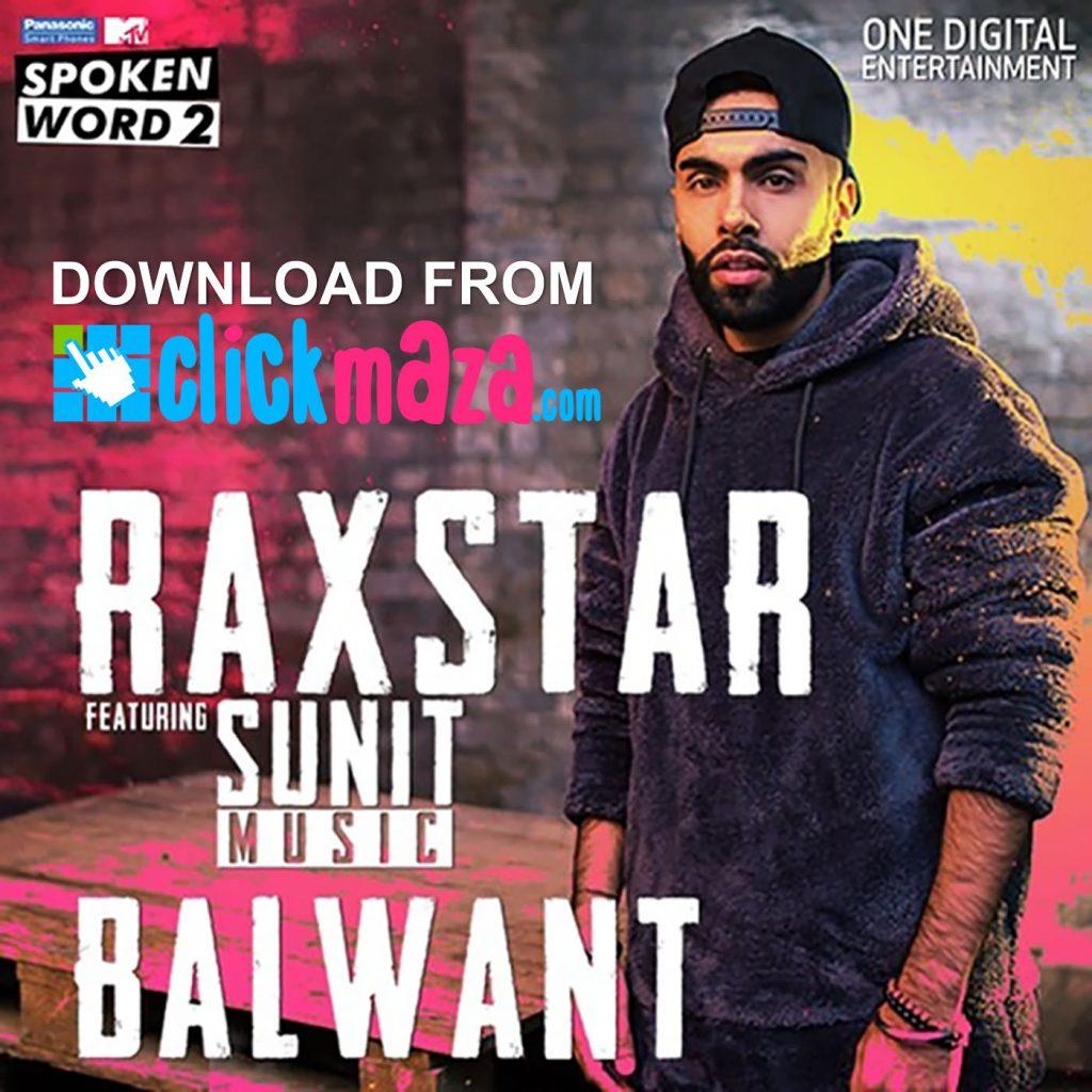 Balwant Lyrics – Raxstar – 2017