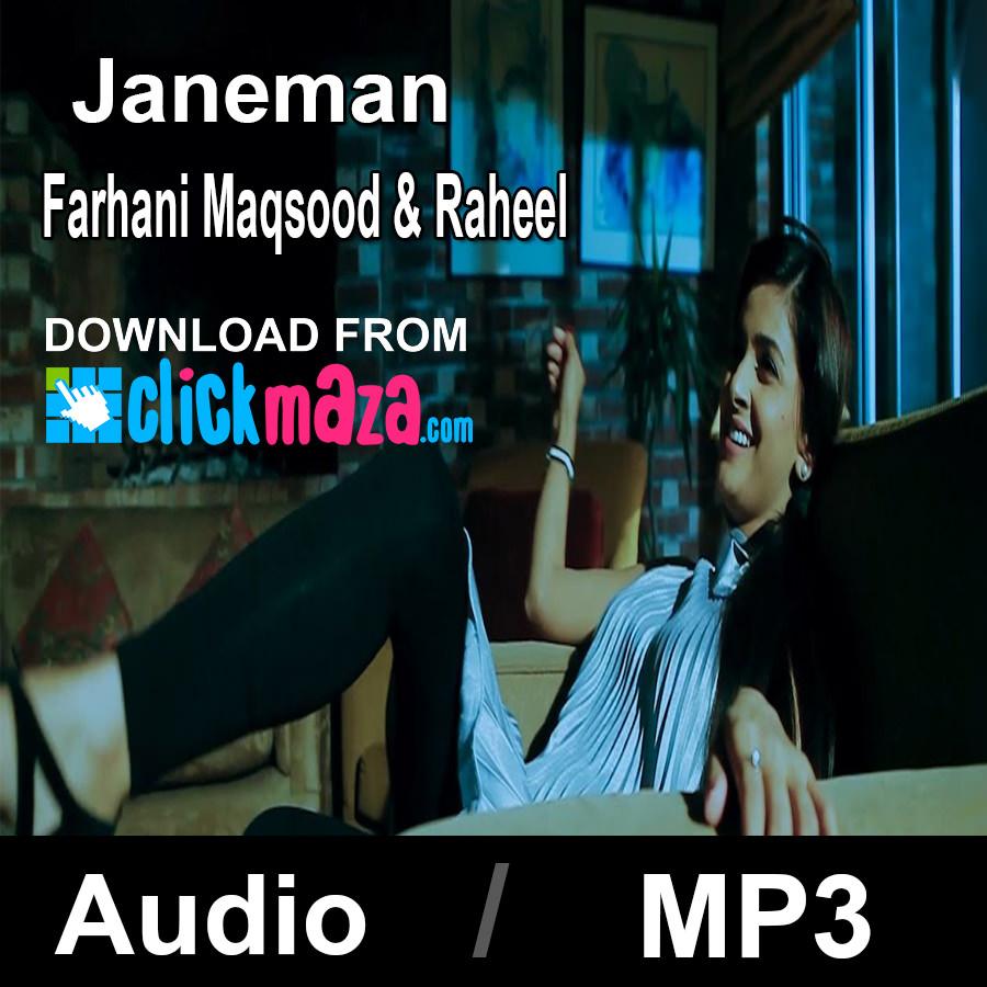 Janeman Lyrics – Saba Qamar – 8969 – 2017