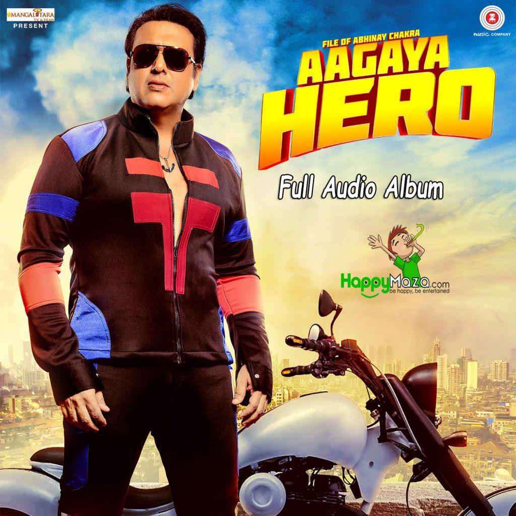 Aa Gaya Hero Lyrics – Full Songs – 2017