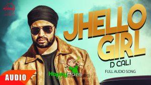 Jhello Girl Lyrics – D Cali – 2017