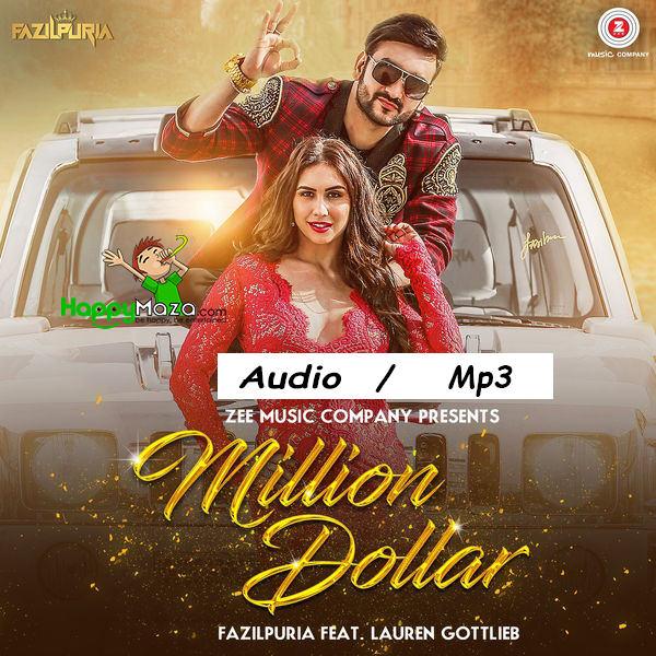 Million Dollar Lyrics – Fazilpuria & Lauren Gottlieb – 2017