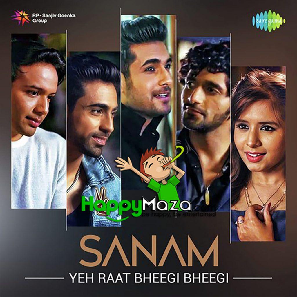 Yeh Raat Bheegi Bheegi Lyrics – Sanam, Aishwarya Majmudar – 2017