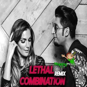 Lethal Combination (Remix) Lyrics – Bilal Saeed,Roach Killa – 2017