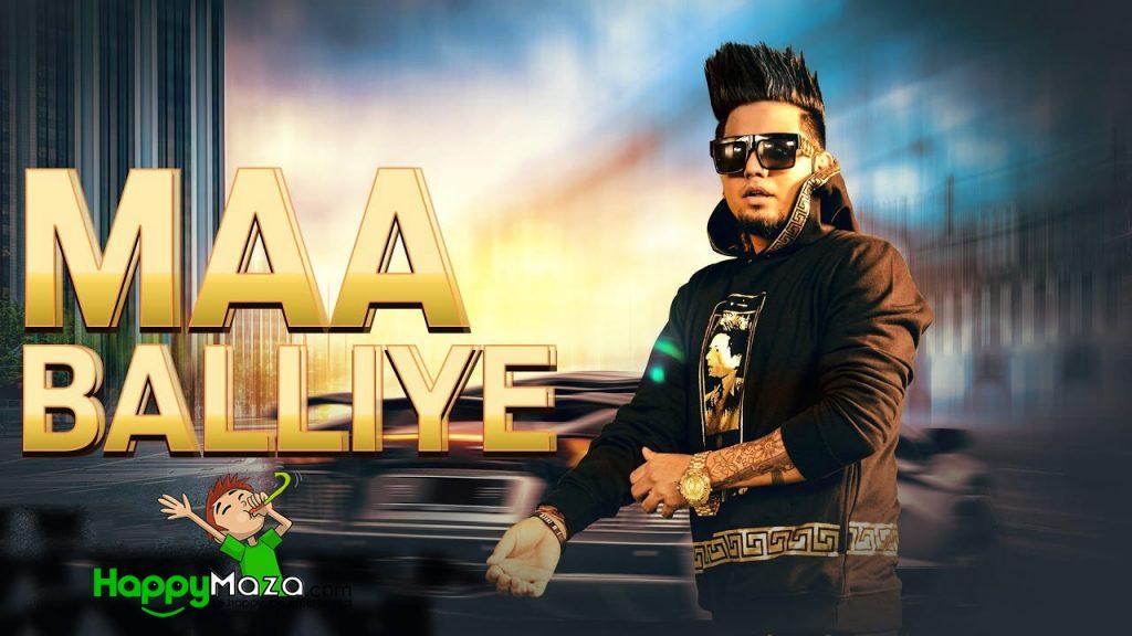 Maa Balliye Lyrics – A Kay Feat.Deep Jandu – 2017