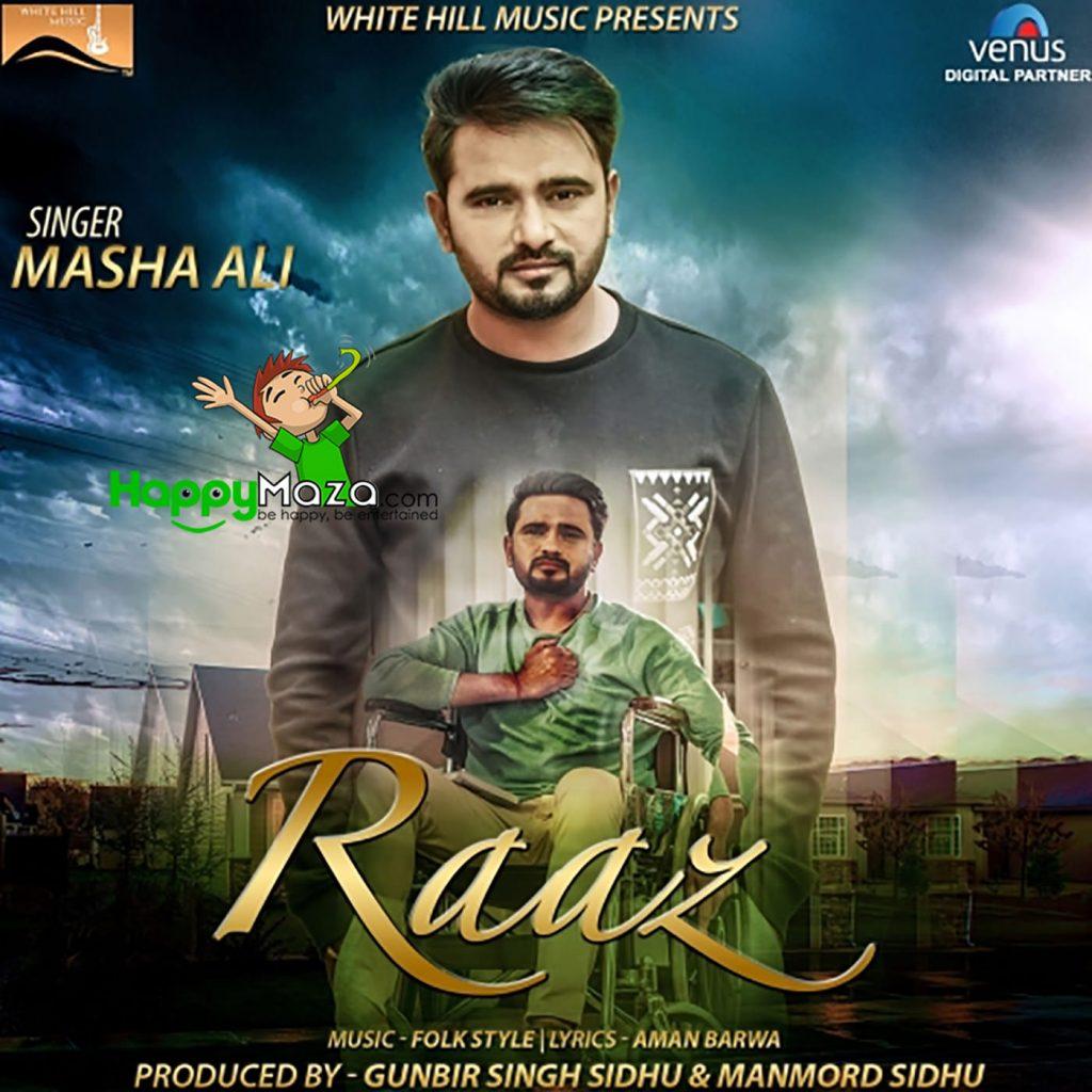 Raaz Lyrics – Masha Ali – 2017
