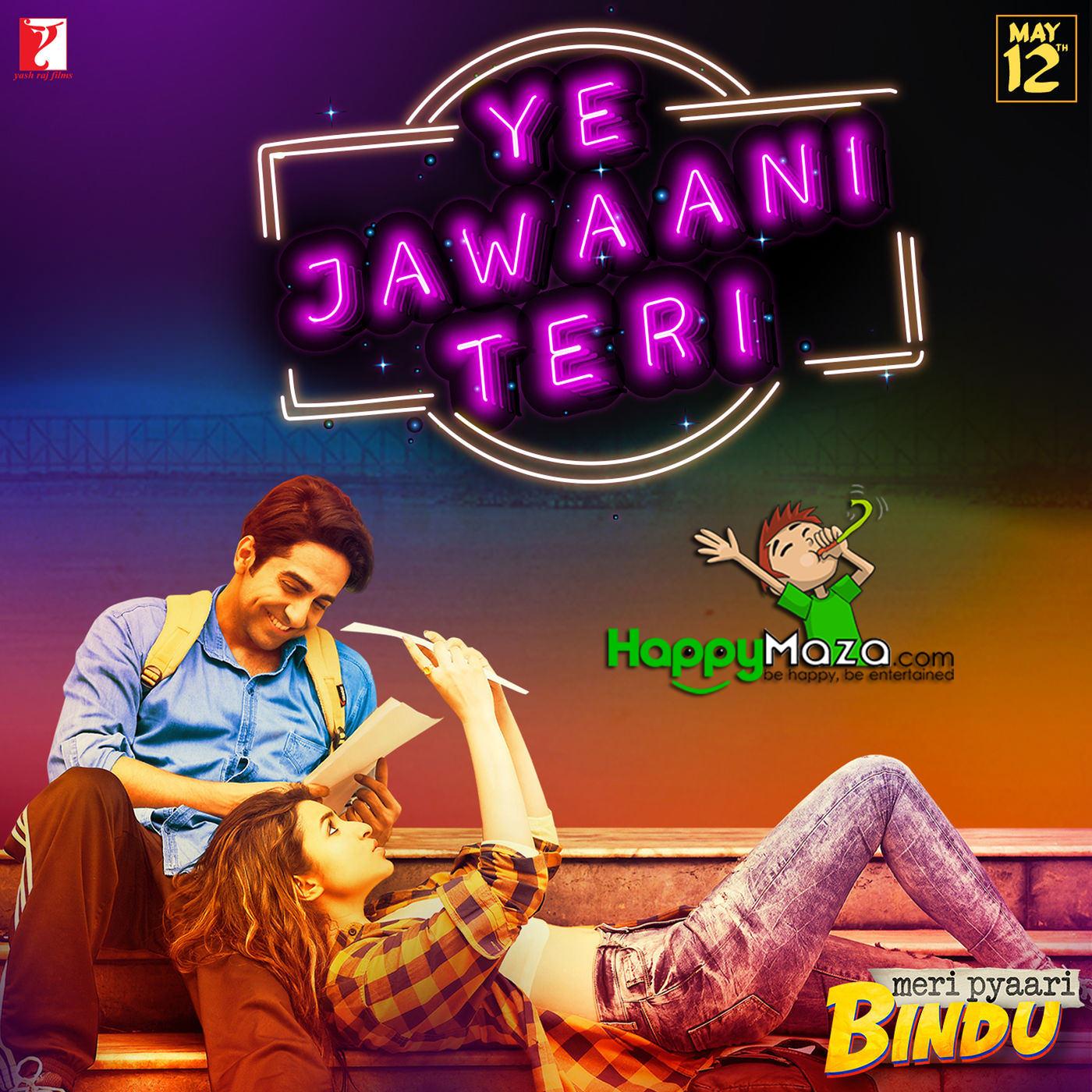 Oo Oh Jaane Jaanaa New Version Mp3 Song: Nakash Aziz, Jonita Gandhi