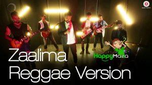 Zaalima Reggae Cover Lyrics – Raees – Trishna The Band – 2017