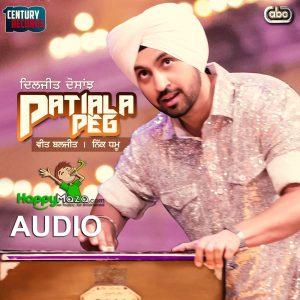 Patiala Peg Lyrics – Diljit Dosanjh – 2017