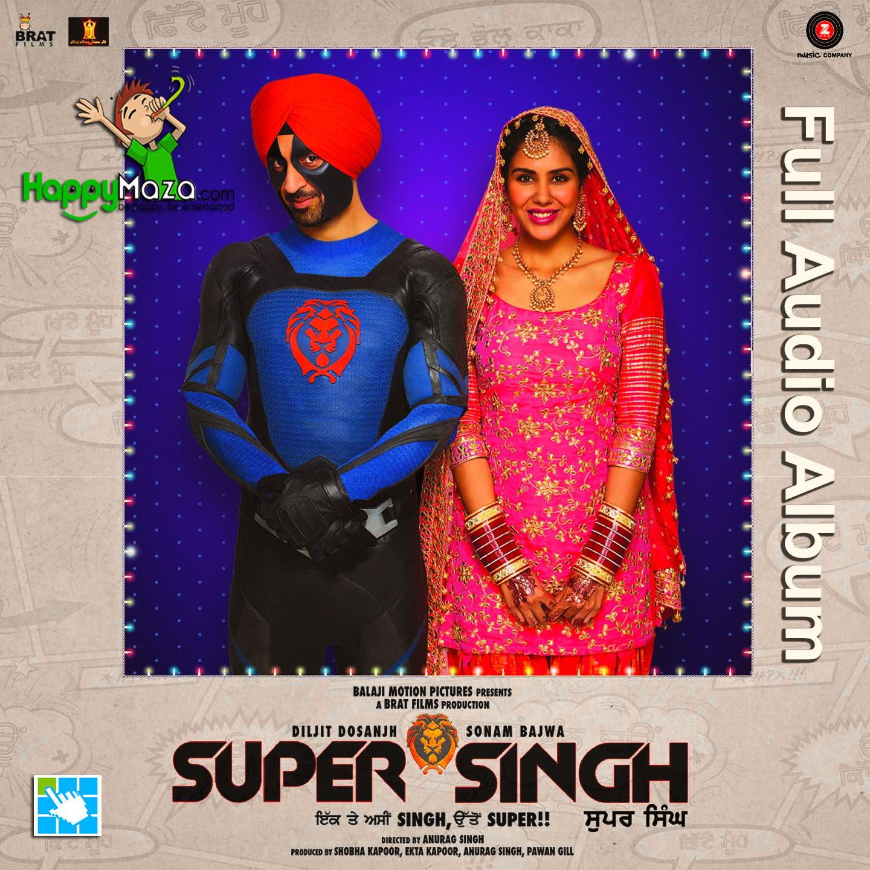 Lag Di Karachi Di Mp3: Super Singh Lyrics - Full Song - 2017