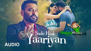 Sade Naal Yaariyan Lyrics – Nachhatar Gill – 2017