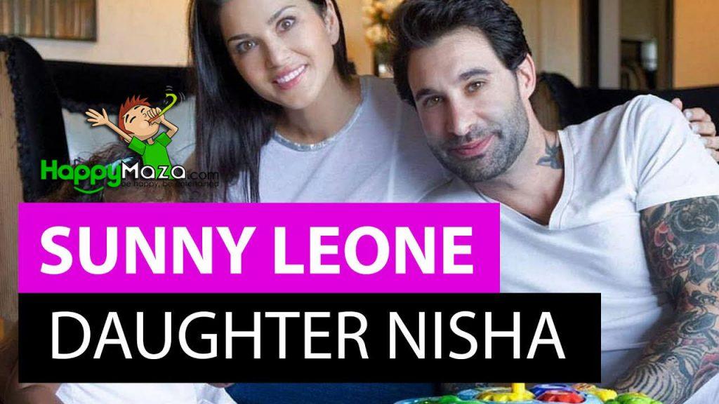 Sunny Leone and Daniel Weber adopt baby girl Nisha photos