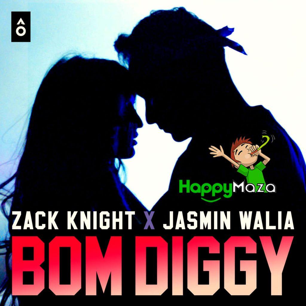 Bom Diggy Lyrics – Zack Knight x Jasmin Walia – 2017