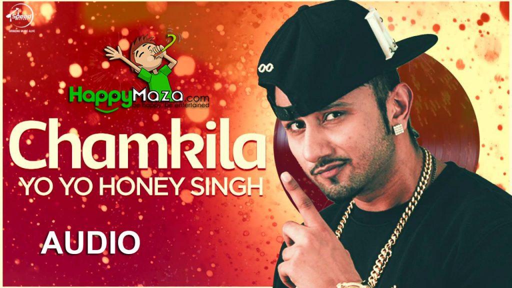 Chamkila Lyrics – Alfaaz Feat Yo Yo Honey Singh – 2017
