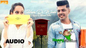 Hawa De Warke (Cover Song) Lyrics – Kunal T – 2017