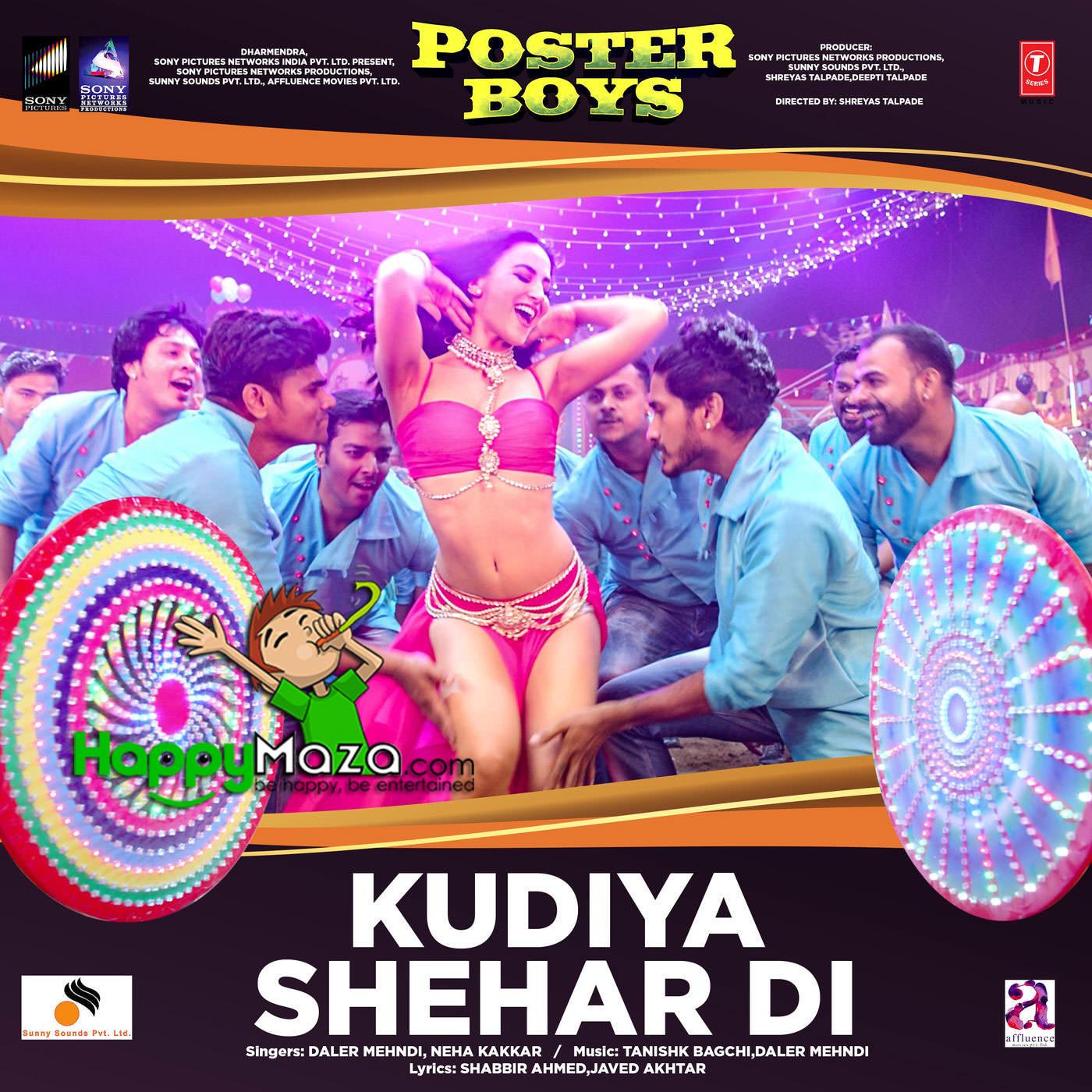 Song Koi Puche Hum Se Mr Jatt: Kudiya Shehar Di Lyrics