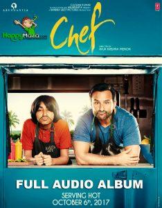 Chef Lyrics – Full Song – 2017