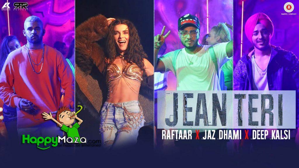 Jean Teri Lyrics – Jaz Dhami, Deep Kalsi , Raftaar  – 2017