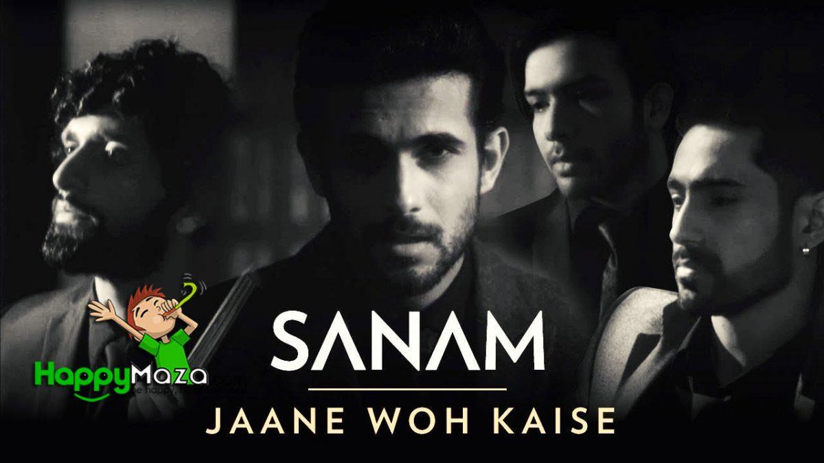 Jaane Woh Kaise Lyrics – Sanam – 2017