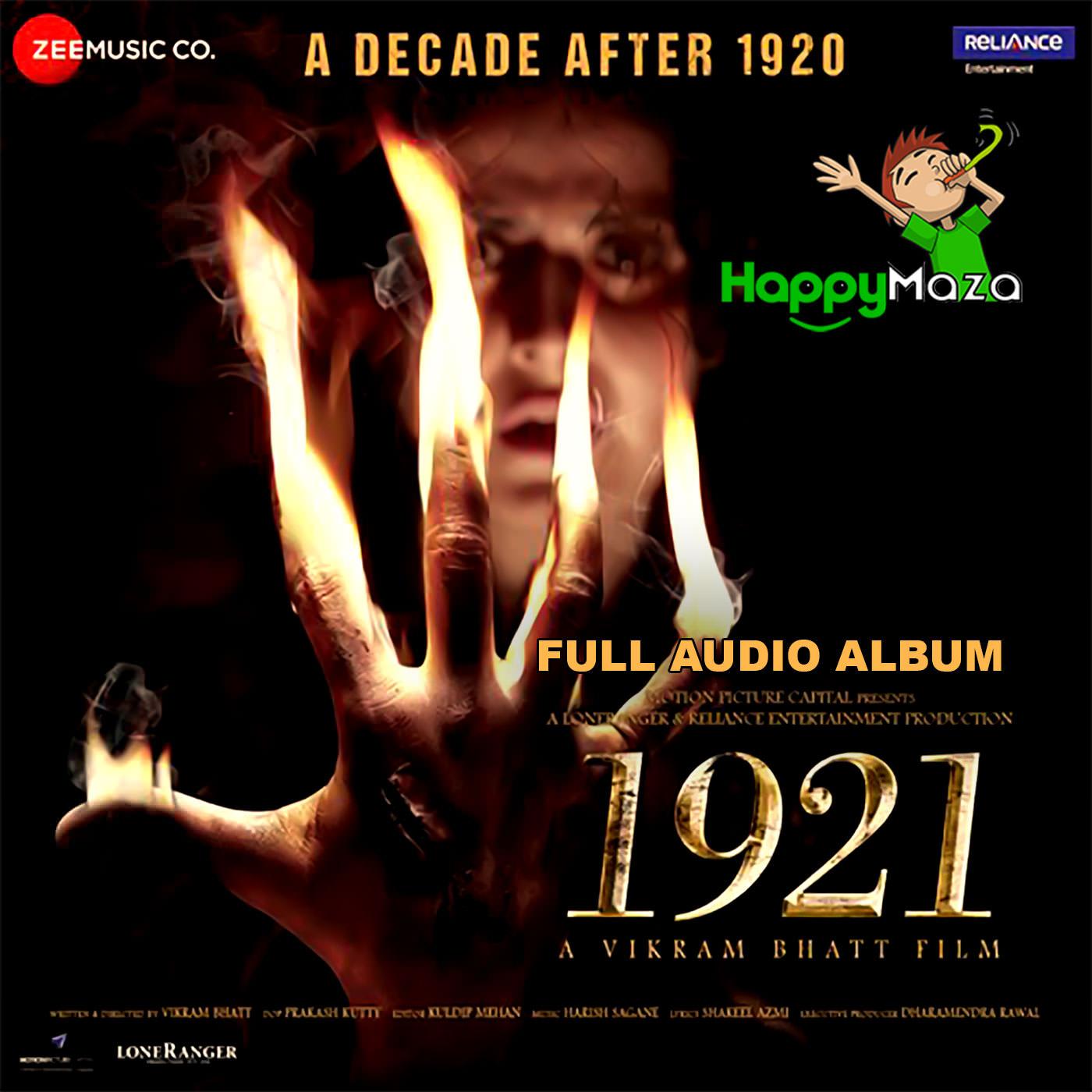 Koi Puche Mere Dil Full Mp3 Song Download: 1921 Lyrics - Full Song - 2017