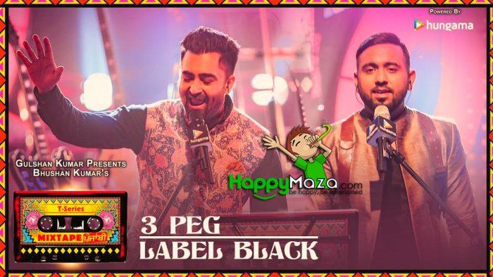 3 Peg Lyrics – T-Series Mixtape Punjabi – Sharry Mann & Gupz Sehra – 2017