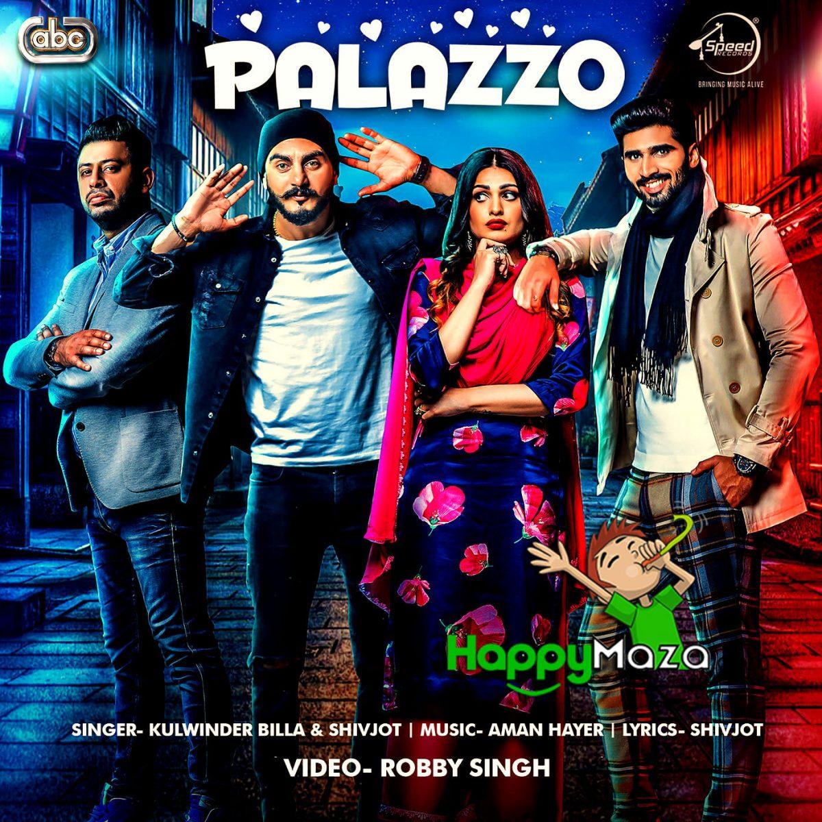 Palazzo Lyrics – Kulwinder Billa & Shivjot – 2017