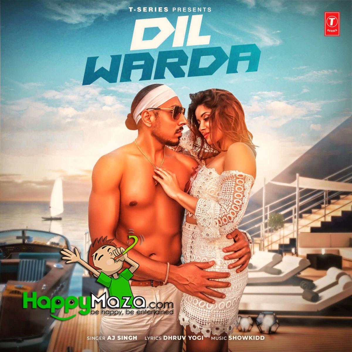 Dil Warda Lyrics – AJ Singh – 2018
