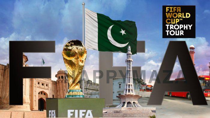 Fifa World Cup Tour Pakistan 2018