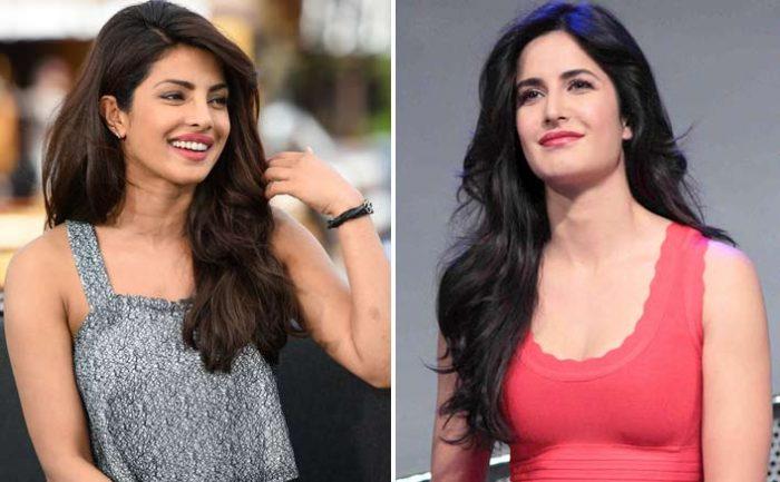 Katrina Kaif & Priyanka Chopra All Set To Sizzle On This Awards Show