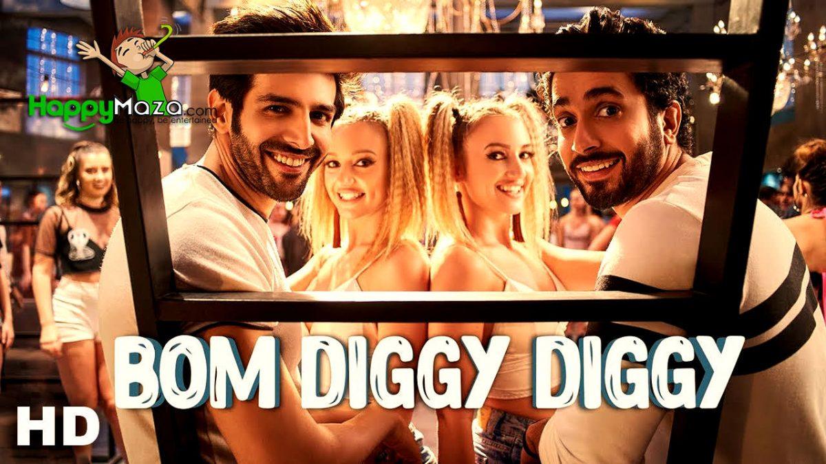Bom Diggy Diggy Lyrics – Sonu Ke Titu Ki Sweety – Zack Knight, Jasmin Walia – 2018