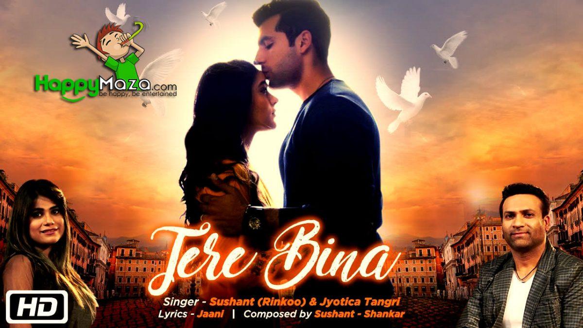 Tere Bina Lyrics – Sushant Sharma, Jyotica Tangri – 2018