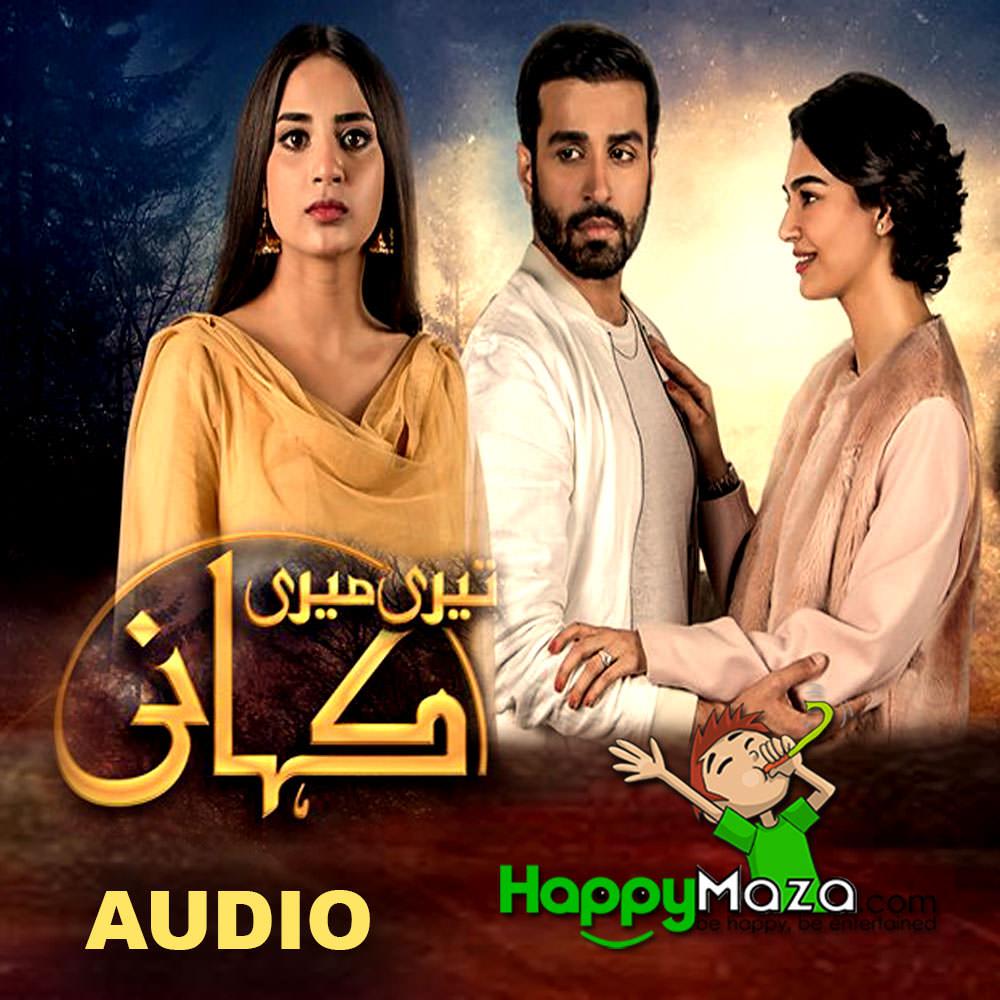 teri meri kahani ost lyrics - hum tv - 2018 | happymaza