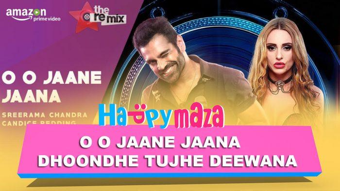 O O Jaane Jaana – The Remix Lyrics – Amazon Prime Original – Episode 3 – Sreerama Chandra – 2018
