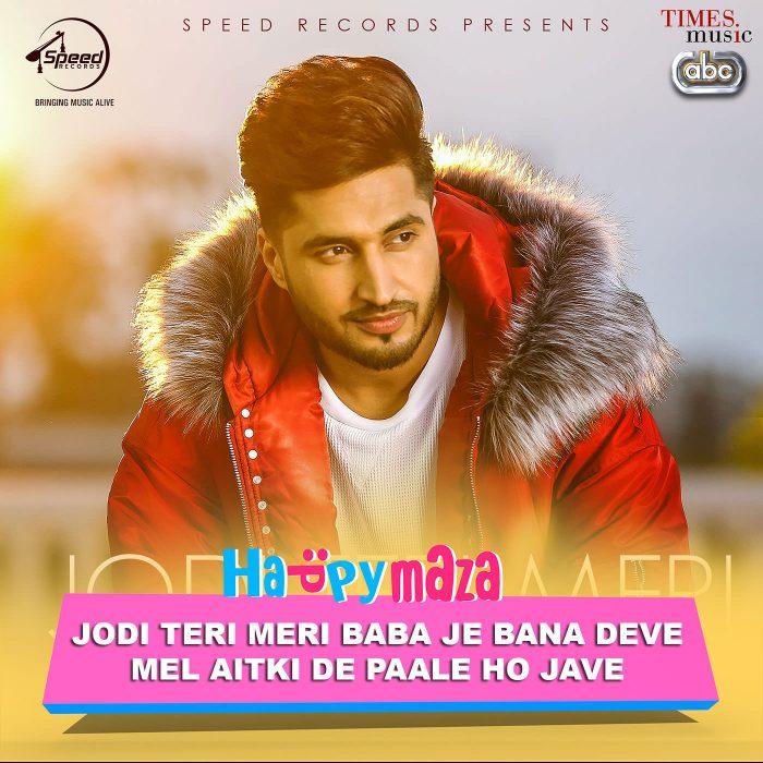 Jodi Teri Meri Lyrics – Jassi Gill – Desi Crew – 2018