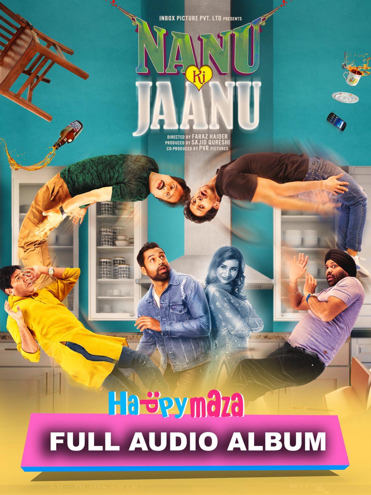 Nanu Ki Jaanu Lyrics – Full Song – 2018