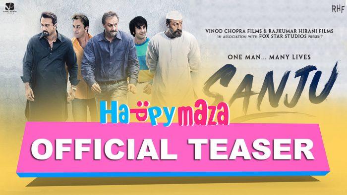 Sanju – Official Teaser – HD Video – Ranbir Kapoor – Rajkumar Hirani – 2018