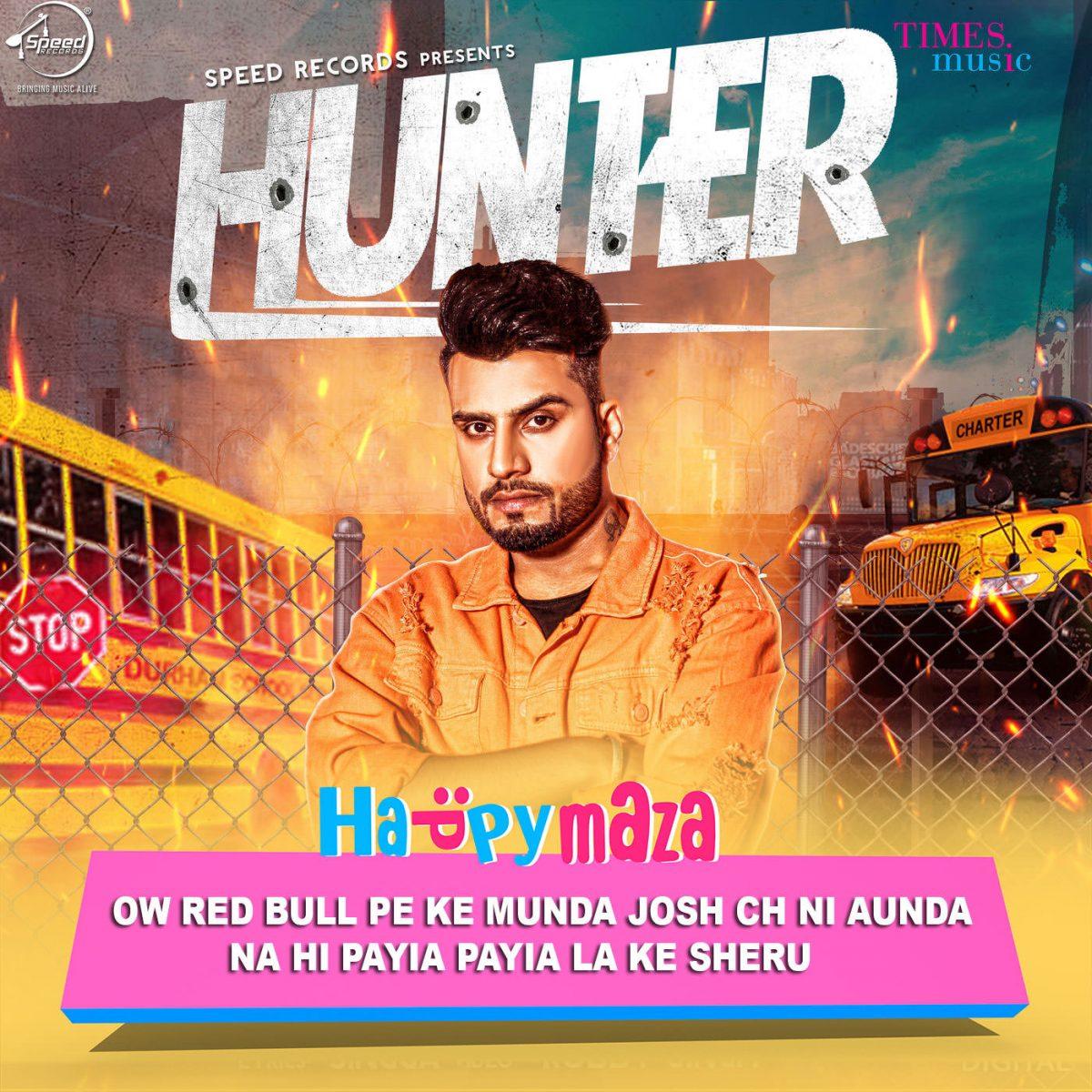 Hunter Lyrics – DJ Flow – Singga – 2018