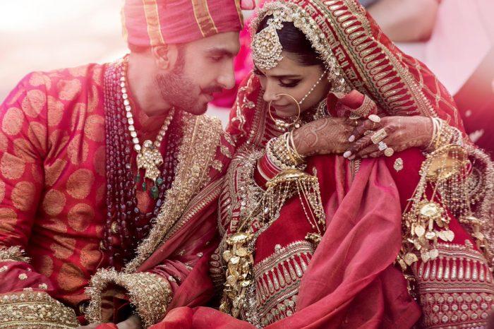 Official photos Ranveer Singh and Deepika Padukone wedding